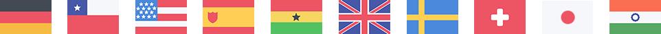 Countries Participants