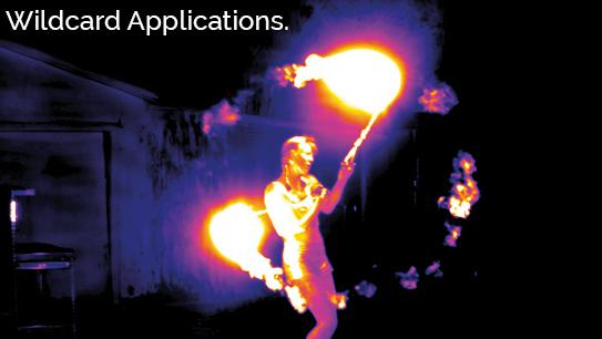 Wildcard applications